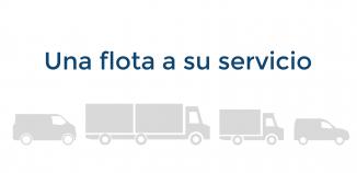 Una flota a su servicio